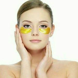 Other - 3pk Gold Collagen Eye Masks